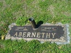 Robert C Abernethy