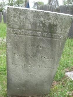 Corp Thomas Gates