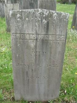 Thomas H Gates