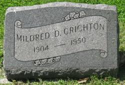 Mildred D. Crichton