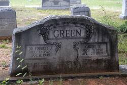 Dr Forrest Jackson Green