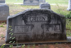 Carrie Mabel <i>Henderson</i> Green
