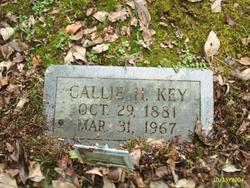 Callie <i>Hackworth</i> Key