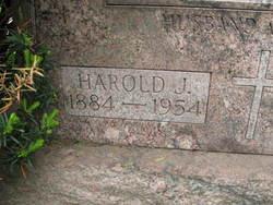 Harold J Ringler