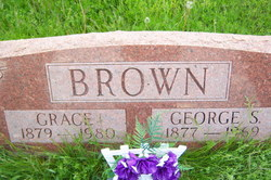 George Seeley Brown
