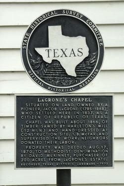 LaGrone Chapel Cemetery