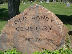 Old Sandy Cemetery