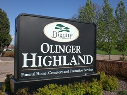 Olinger Highland Mortuary and Cemetery
