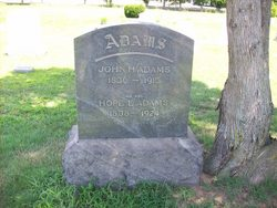 Pvt John H. Adams