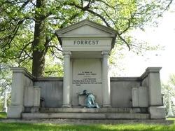 Albertina May <i>Allen</i> Forrest