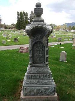 Elizabeth Ann <i>Ainscough</i> Hammer