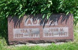 Ida V Adams