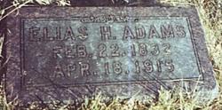 Elias Henry Adams