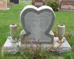Reinhardt F. Adler, Sr