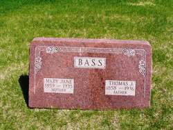 Thomas Jefferson Bass