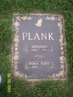 Anthony Joseph Tony Plank