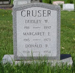 Dudley W Cruser