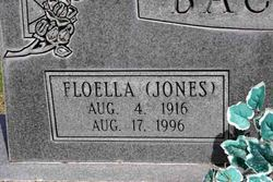 Floella <i>Jones</i> Baccus