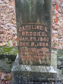 Caroline Ellen Brooks