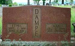Mary Ethel <i>Scarlett</i> Dampf
