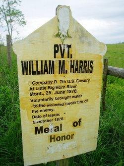 William M Harris