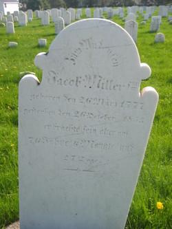 Jacob Miller, Sr