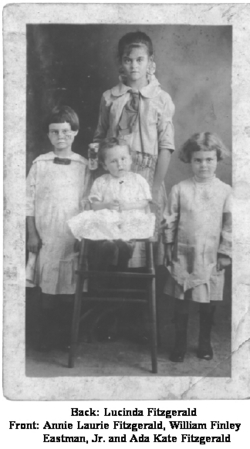 Annie Laura <i>Mayfield</i> Fitzgerald Eastman