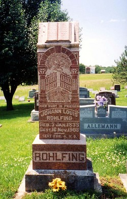 Johann Louis Rohlfing