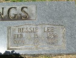 Bessie Lee Eddings