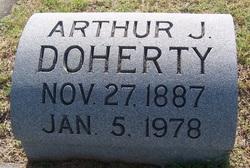 Arthur John Doherty