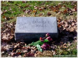Samuel Elliot Jones