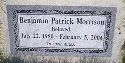 Benjamin Patrick Morrison