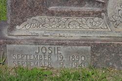 Josie <i>Crain</i> Green