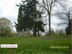 Striker Cemetery