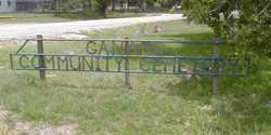 Ganado Community Cemetery