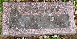 Malinda Cooper