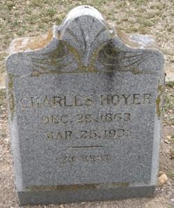 Charles Hoyer