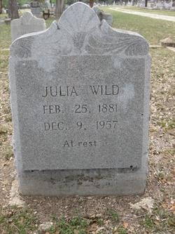 Julia Wild