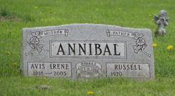 Avis Irene <i>Hughlett</i> Annibal