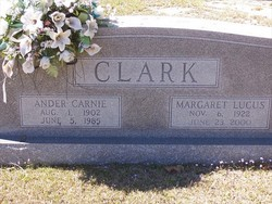 Ander <i>Carnie</i> Clark