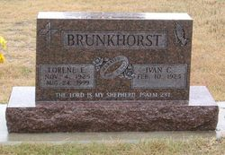 Ivan C. Brunkhorst