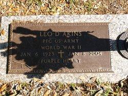 Leo Dell Akins