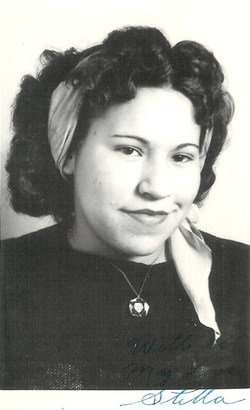 Stella M Mrs B <i>Belarde</i> Ordenana