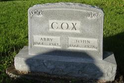 Abigail Abby <i>Null</i> Cox