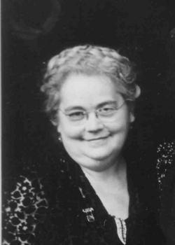 Mary Mariska <i>Mihalovits</i> Gasperik