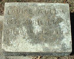 Catherine Louise <i>Pierce</i> Allen