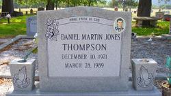 Daniel Martin Jones Thompson