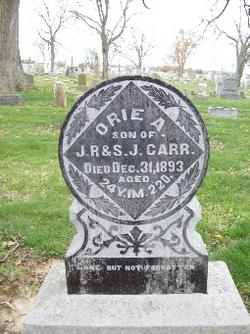 Orie A. Carr