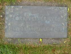 Cora <i>Vetter</i> Ives
