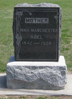 Emma <i>Manchester</i> Abel